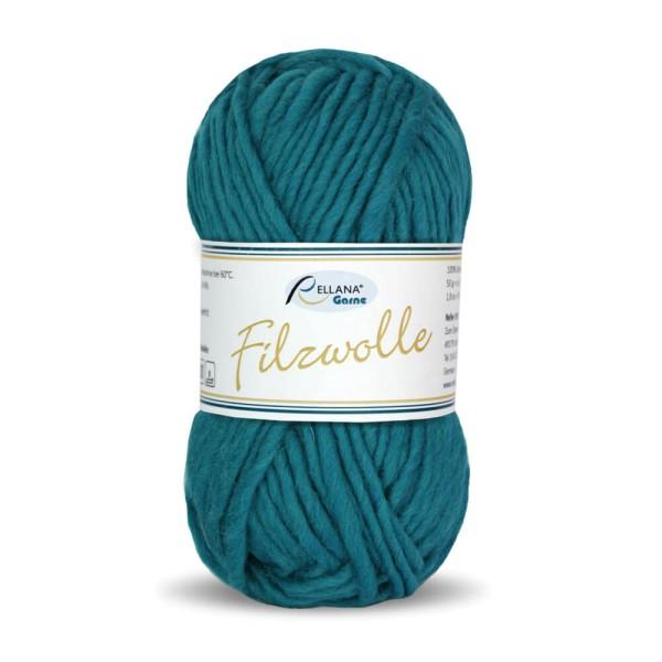 Filzwolle
