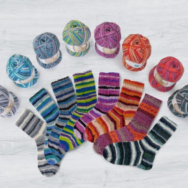 Flotte Socke 6f. Aurelia Sparpaket