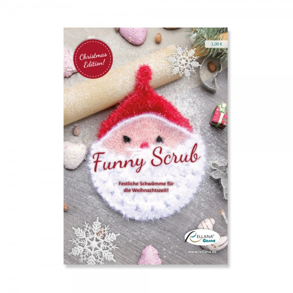 Funny Scrub Christmas Edition - Flyer