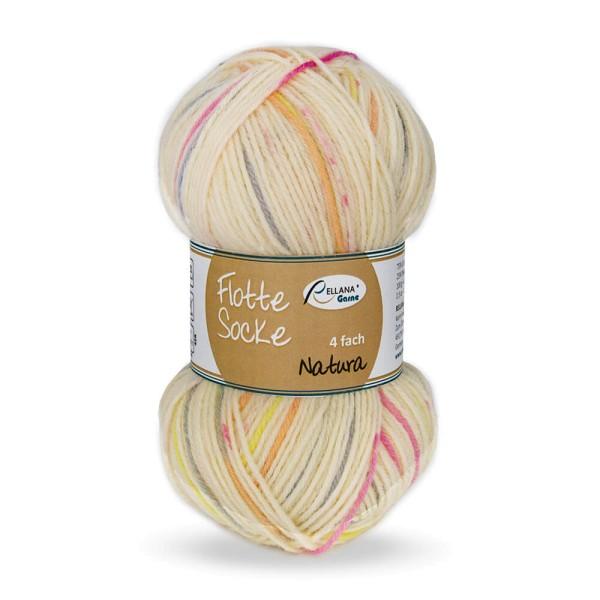 Flotte Socke 4f. Natura