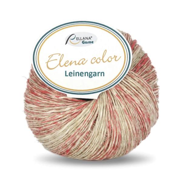 Elena color Leinengarn