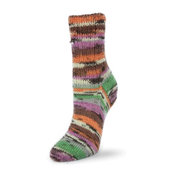Flotte Socke 4f. Samba