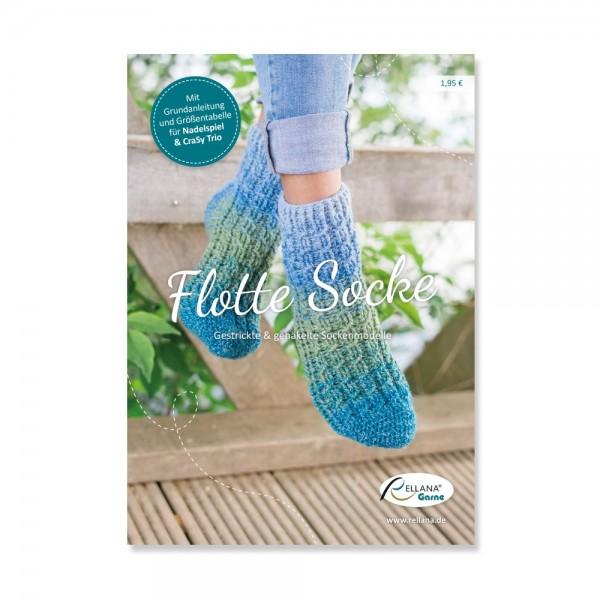 Flotte Socke - Anleitungsheft
