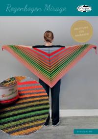 406 | Regenbogen Miarge | Einfaches Tuch