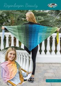 370 Regenbogen Beauty | Dreieckstuch