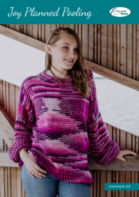 415 Joy Planend Pooling | Pullover
